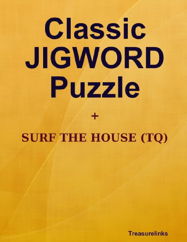 9780557986217: Classic Jigword Puzzle