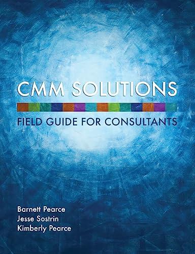 9780557995592: CMM Solutions - Field Guide