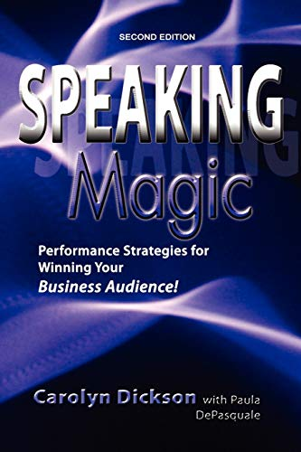 9780557997855: Speaking Magic