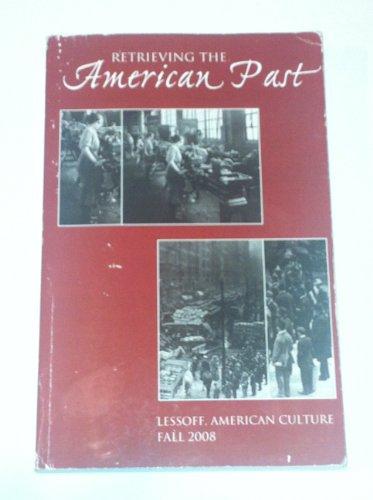 Retrieving the American Past, A Customized U.