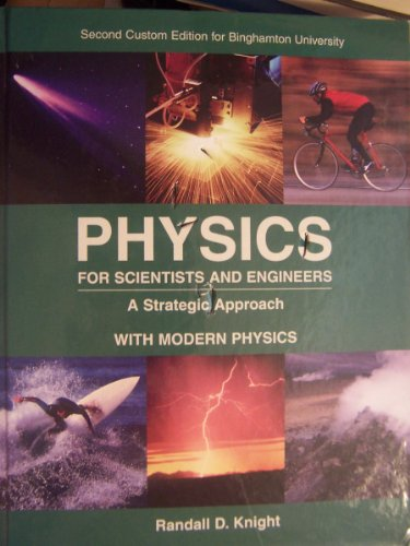 9780558057442: Physics for Scientists and Engineers, a Strategic Approach with Modern Physics,