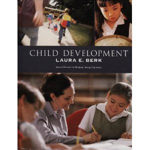 9780558058265: Child Development (Special Edition for Brigham Young University 8th Edition with Emerging Adulthood