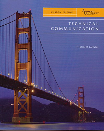 9780558087487: Technical Communication