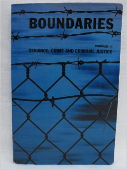 9780558094881: Boundaries (Deviance, Crim and Criminal Justice)