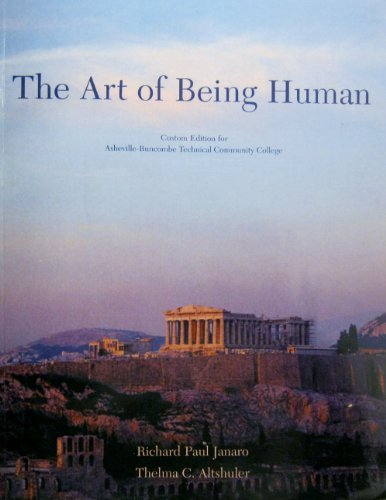9780558098261: The Art of Being Human