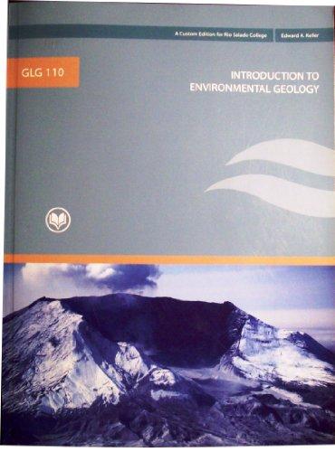 GLG 110 (A Custom Edition for RIO: Edward A. Keller