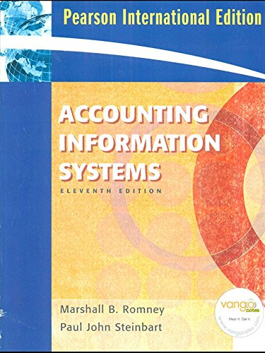 Accounting Information Systems (San Francisco State University): n/a