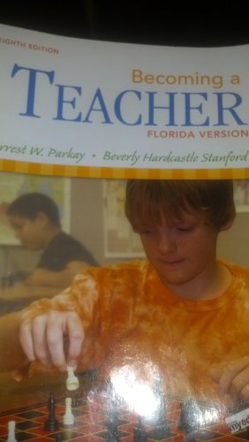 9780558154813: Becoming a Teacher Florida Version