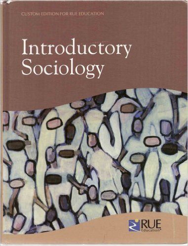 9780558168841: Introductory Sociology ( Custom Edition for Rue Education)