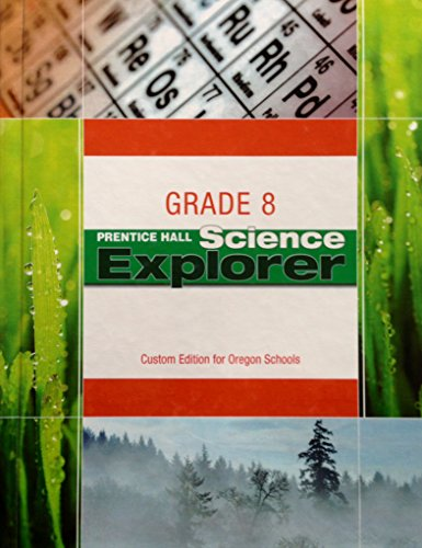 9780558202644: Prentice Hall Science Explorer Oregon Edition Grade 8