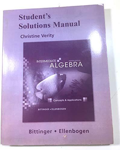 INTERMEDIATE ALGEBRA, A Custom Edition for Ivy: Katherine R. Struve