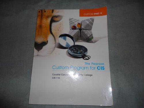 9780558211936: The Pearson Custom Program for CIS