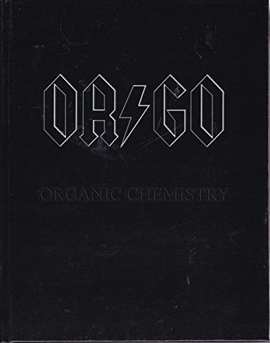 9780558219598: OR/GO Organic Chemistry