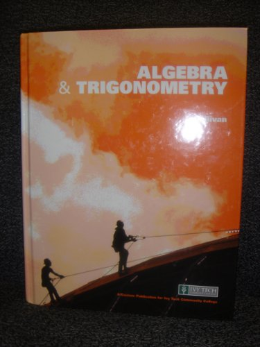9780558228446: Algebra & Trigonometry: IVY TECH Custom Edition