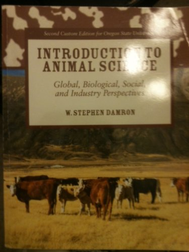 Introduction to Animal Science - Global, Biological,