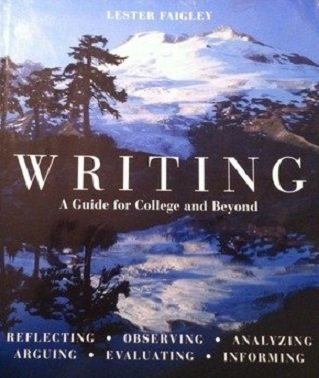 9780558303952: Writing: A Guide for College and Beyond, Custom Edition