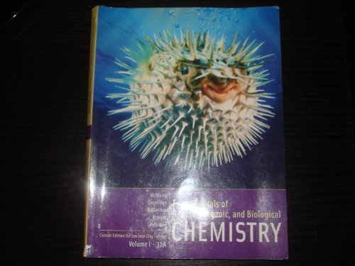 Fundamentals of General, Organic, and Biological Chemistry: McMurry Castellion Ballantine