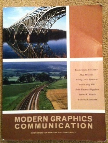 9780558311384: Modern Graphics Communication (Customized for Montana State University)