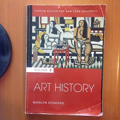 9780558317546: Art History, Volume 3, Custom Edition for New York University