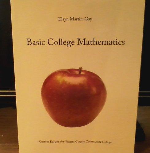 9780558320553: Basic College Mathematics (Softcover)
