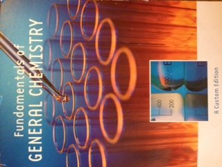 9780558324810: Fundamentals of General Chemistry