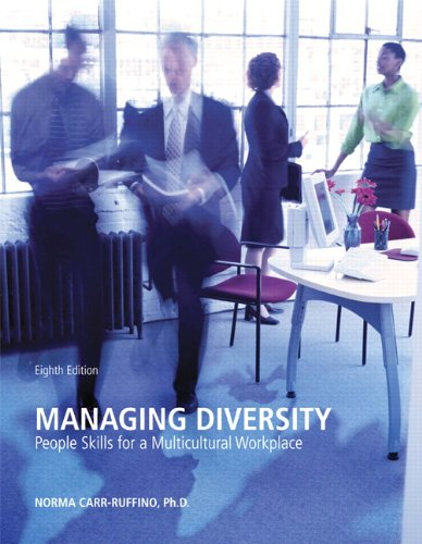 9780558333645: Managing Diversity (8th Edition)