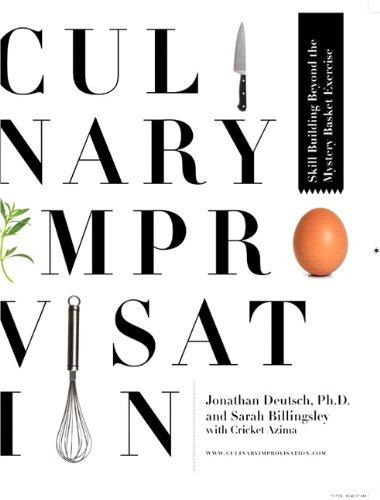 9780558337292: Culinary Improvisation