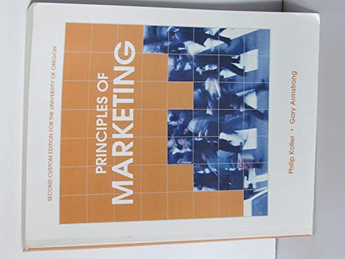 9780558366384: Principles of Marketing