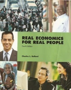 9780558370329: Real Economics for Real People