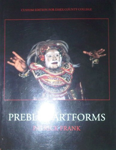 9780558375652: Prebles' Artforms: An Introduction to the Visual Arts