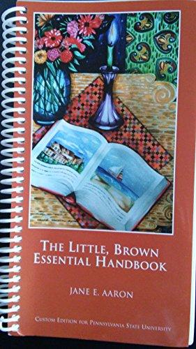 9780558380021: The Little Brown Essential Handbook (Custom Edition for Pennsylvania State)