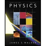 9780558385026: Physics Volume 2 (4th Edition of Physics by James S. Walker)