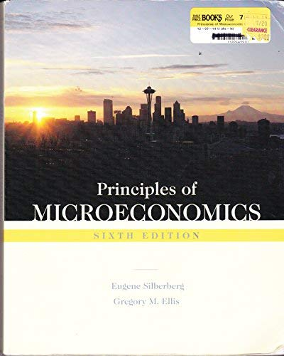 9780558391805: Principles of Microeconomics