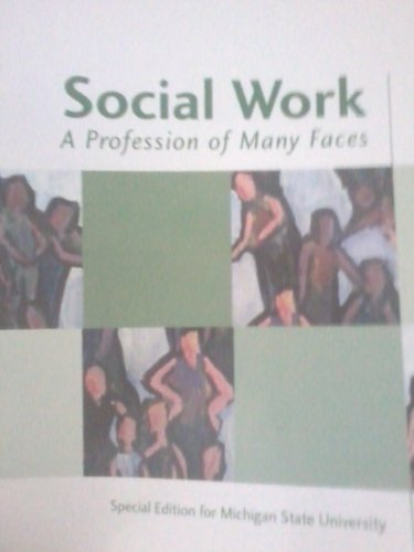 9780558396190: Social Work: A Profession of Many Faces