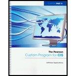 9780558465599: The Pearson Custom Program for CIS Software Applications