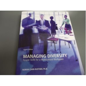 9780558495909: Managing Diversity People Skills for a Multicultural Workplace