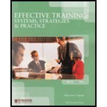 Effective Training Systems, Strategies & Practice: P. Nick Blanchard
