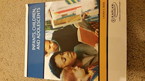 9780558502546: Infants, Children and Adolescents