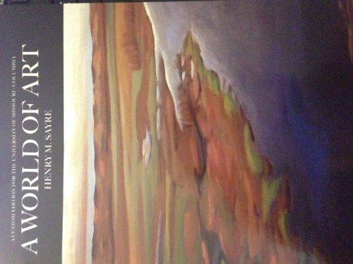 9780558511401: A World of Art: PCC Edition