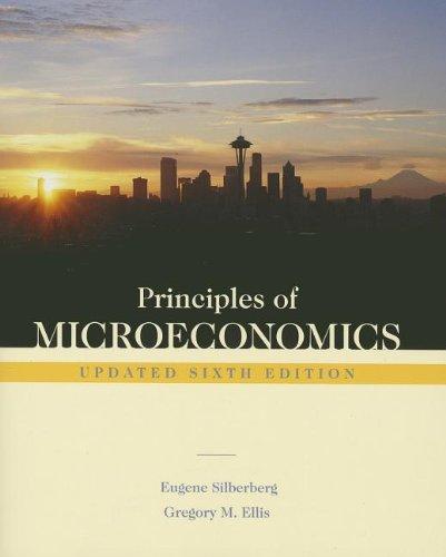 9780558519551: Principles of Microeconomics