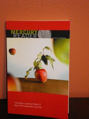9780558530884: Mercury Reader The Writer's Journey, Volume 2 (Volume 2)