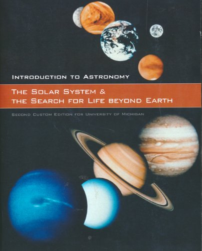 Introduction to Astronomy: The Solar System &: Various
