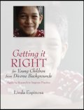 9780558582982: Getting it Right for Young Children from Diverse Backgrounds: Applying Research to Improve Practice