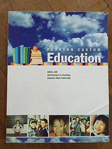 Pearson Custom Education (Emporia State University)