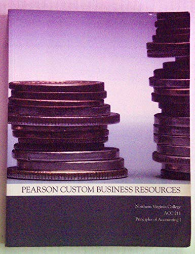 9780558605445: Pearson Custom Business Resources