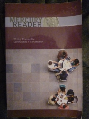 Writing Responsibly: Communities in Conversation (The Mercury