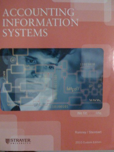 9780558640187: Acc 564 : Accounting Information System (Custom)