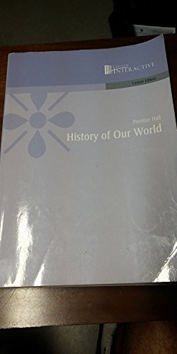 Prentice Hall History of Our World: Lincoln Interactive