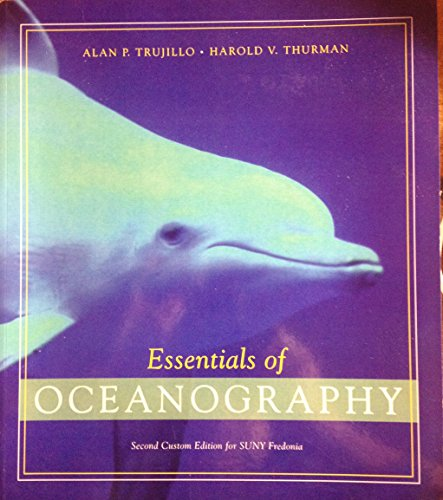 Alan trujillo abebooks essentials of oceanography second custom edition for alan p trujillo fandeluxe Image collections