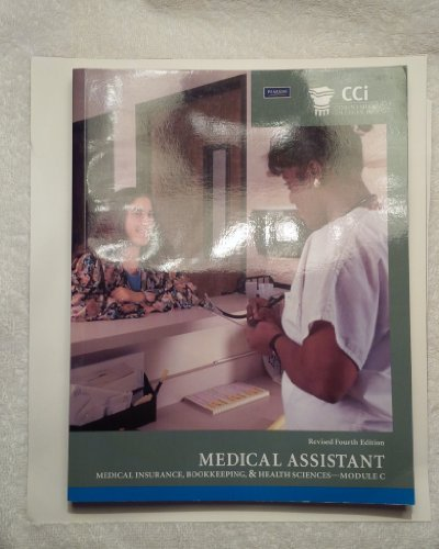 9780558665647: Cci Medical Assistant Medica Insurance,bookkeeping,and HEALTH SCIENCES -MODULEC C (CORINTHIAN COLLEGES INC)